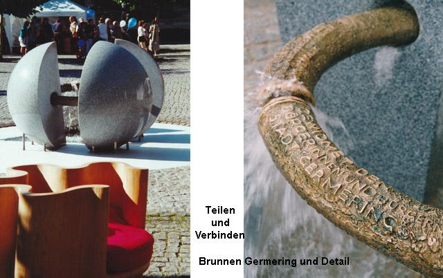 Brunnen Germering
